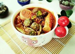 自制(麻辣香)火锅