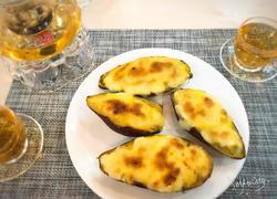 芝士焗原只红薯