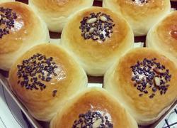 奶香蜂蜜小餐包(无蛋黄)