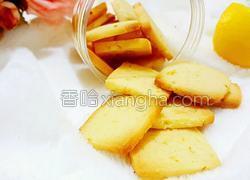 清柠曲奇饼(小清新版)