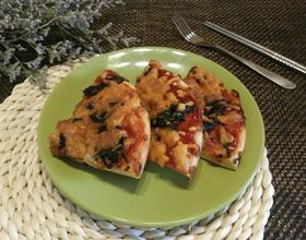 培根海苔披萨
