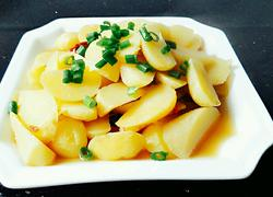 素烧土豆块
