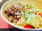 牛肉沙拉的做法[圖]