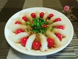 凉拌魔芋结的做法[图]