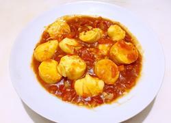 茄汁日本豆腐