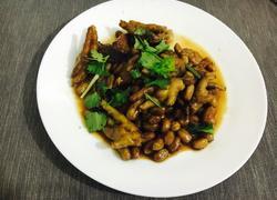 高压锅菜-酱花生鸡爪