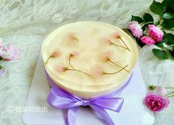 樱花奶酪慕斯蛋糕(六寸)