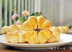 花式椰蓉面包