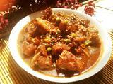 蒜香红烧豌豆排骨(电饭锅版)的做法[图]