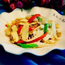 春笋炒肉的做法[图]