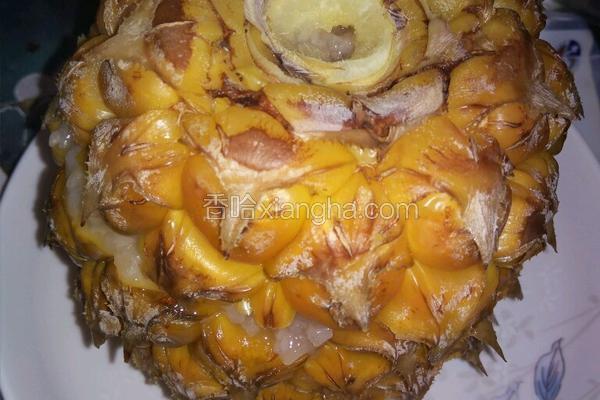 菠萝饭 核桃红枣味