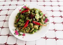 五香八角蚕豆