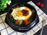 家常版石锅拌饭的做法[图]