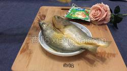 雪菜蒸黄花鱼的做法图解5