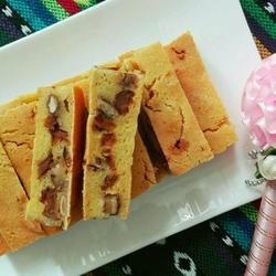 黄金红枣烤年糕