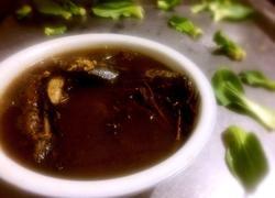 黑豆小麦旱莲草生鱼汤
