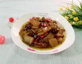 蒲海椒烧魔芋