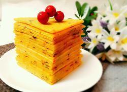 香煎玉米饼