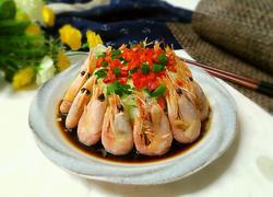 北极虾包菜