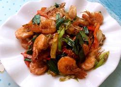 小炒基围虾