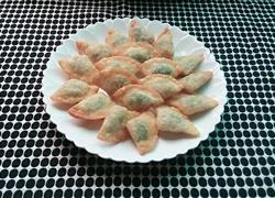 炸韭菜饺子