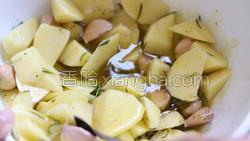 迷迭香烤土豆的做法图解12