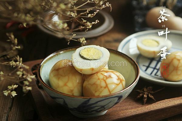 五香茶叶蛋