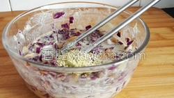 花生紫甘蓝煎饼的做法图解21