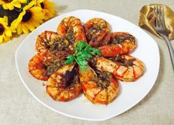 新加坡黑胡椒虾