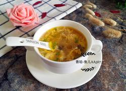 海参鸡蛋汤