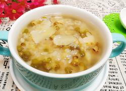 绿豆百合糙米粥