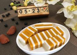 芒果牛奶布丁