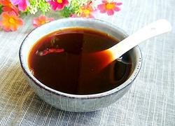 红糖老姜汤
