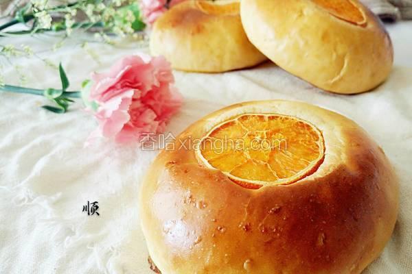 香橙小面包