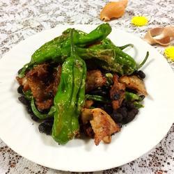 阳江豆鼓焖青椒肉