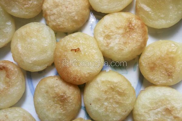 土豆小饼干