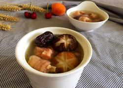 香菇红枣母鸡汤