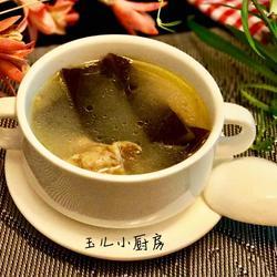 海带老鸭汤
