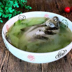 黄瓜鲜鱼汤