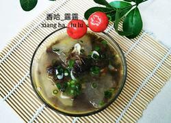 冬瓜虾皮紫菜汤
