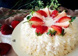 红丝绒漩涡蛋糕