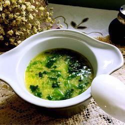 菠菜玉米粥