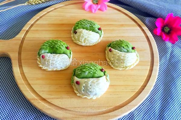 双鱼太极饺子