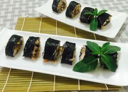 杂粮鳗鱼寿司