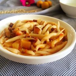 茄汁三丁面鱼