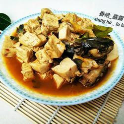 戈雅鱼炖豆腐
