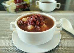 红豆粽子汤水