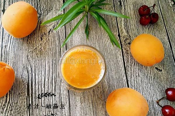 清凉杏汁儿