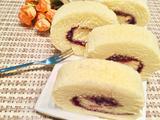 蓝莓果酱蛋糕卷的做法[图]