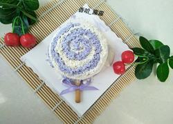 棒棒糖蛋糕裱花